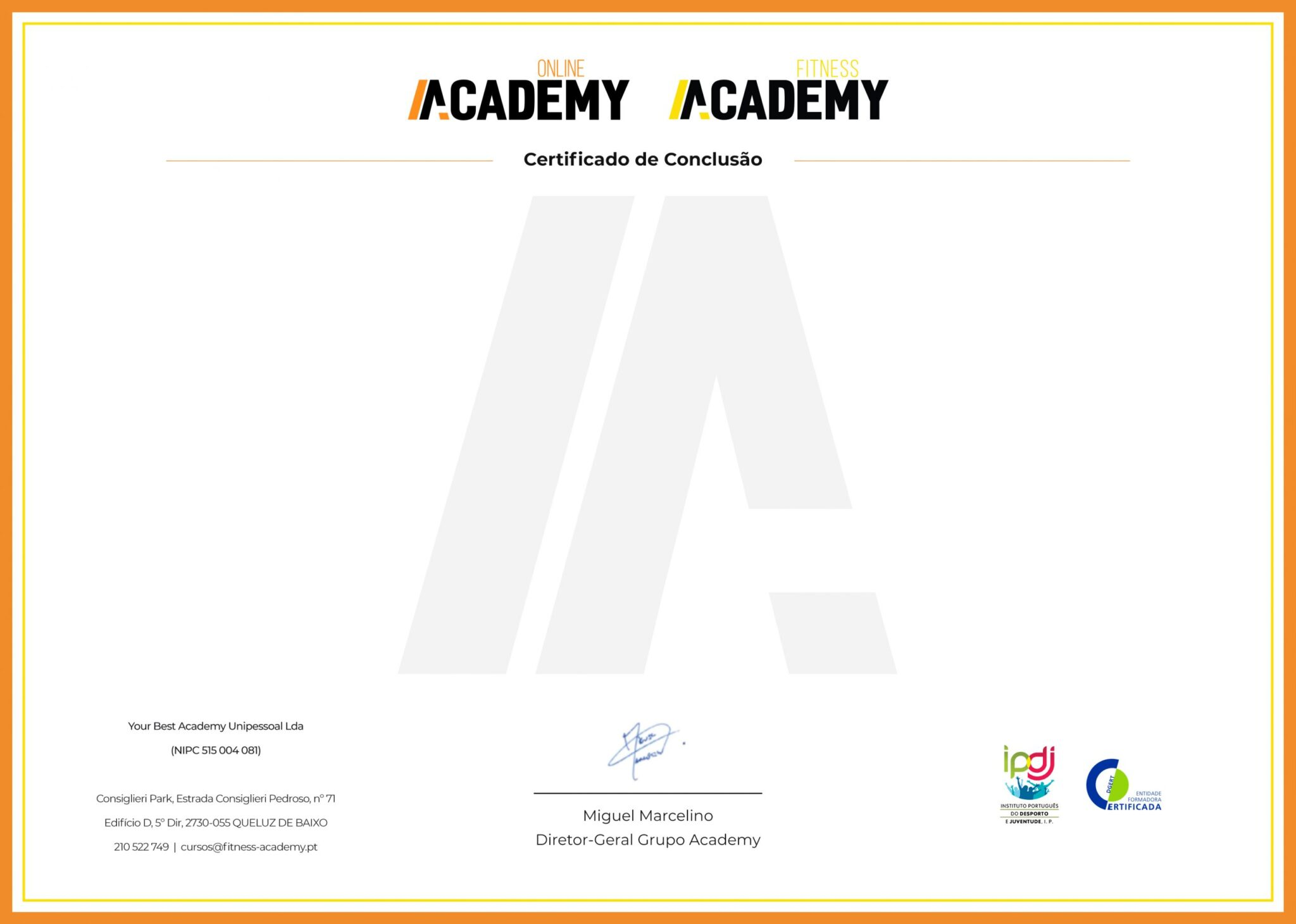 Visual Certificado Online Academy Fitness Academy 2 scaled