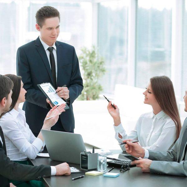 Reuniões Comerciais O GPS das equipas comerciais