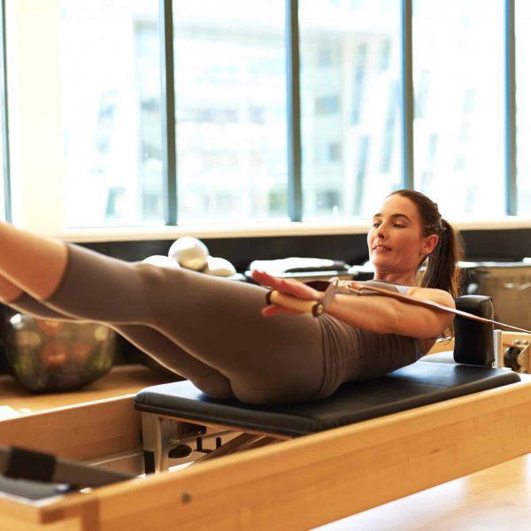 Curso de Pilates - Equipamento e Funções